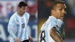 Messi y Tevez jugarán juntos en Argentina tras cinco años - Noticias de argentina italia amistoso