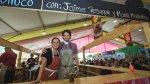Chefs en El Gran Mercado: chupe de ollucos en Mistura - Noticias de rafael piqueras