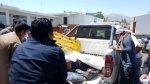 Ica: alcalde de distrito ayacuchano quedó herido tras accidente - Noticias de accidente en ica