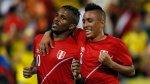 Perú igualó 1-1 con Colombia en Nueva Jersey con gol de Farfán - Noticias de guerreros de arena