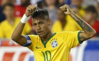 Neymar y su fantástica definición en gol de Brasil (VIDEO)