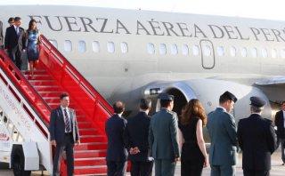 Avión presidencial voló 69 horas con motor en malas condiciones