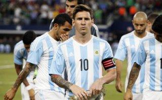 Messi piensa esto de las dos finales perdidas con Argentina