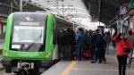MTC firmará adenda para comprar 20 trenes para Línea 1 de Metro - Noticias de consorcio tren electrico lima