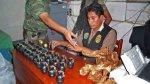 En Lima, La Libertad y Junín se hallan la mayoría de granadas - Noticias de derik latorre