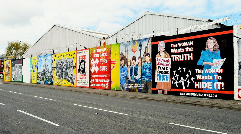 Belfast el turismo renace en irlanda del norte foto for Oficina de turismo de irlanda