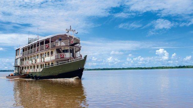 Amazonas: ¿qué planes turísticos existen para navegarlo?