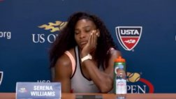 Serena Williams y su honesta respuesta a un periodista