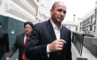 Juzgado rechaza recurso de nulidad de defensa de Ilan Heredia