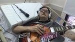 Charly García le dedicó un homenaje a Cerati en clínica [VIDEO] - Noticias de jose palazzo