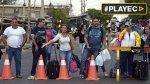 Venezolanos y colombianos varados por cierre de frontera - Noticias de demoliciones