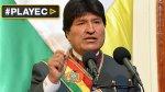 Bolivia espera que La Haya admita litigio marítimo con Chile - Noticias de hugo banzer