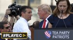 Donald Trump y Ted Cruz se unen contra pacto con Irán [VIDEO] - Noticias de amir cruz