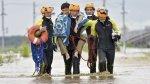 Japón sufre las peores inundaciones en décadas - Noticias de central nuclear de fukushima