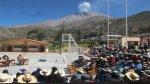 Advierten nueva expulsión de ceniza del volcán Ubinas - Noticias de ubinas