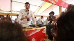 Mistura 2015: Rafael Piqueras cocinó en El Gran Mercado [FOTOS] - Noticias de rafael piqueras