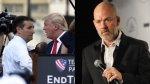 R.E.M. reprochó que Donald Trump use su música para campaña - Noticias de michael stipe