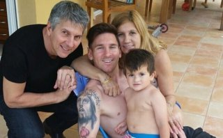Lionel Messi: nació su segundo hijo y se llama Mateo