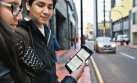 Taxis compartidos, la nueva opción de transporte en Lima