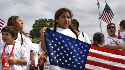 Las estadísticas indican que más de un 95% de la población en EE.UU. posee un conocimiento adecuado del inglés. (Foto: AP)