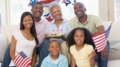 El inglés es un elemento unificador en EE.UU., pese a no ser la lengua oficial del país. (Foto: BBC Mundo)