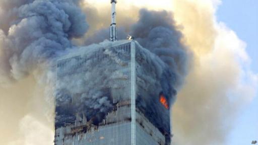 El ataque a las torres gemelas obligó al cierre del espacio aéreo estadounidense aquel 11 de septiembre del 2001. (Foto: AP)