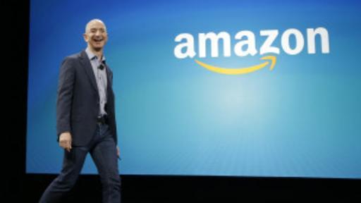 Amazon lanzó su Fire Phone en junio de 2014. (Foto: AP)