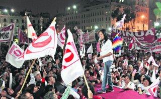 Jefa de la Onagi pidió a gobernadores ir a marcha nacionalista