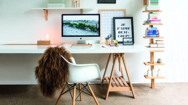 Hazlo t mismo un escritorio para tu oficina en casa for Escritorios para oficina en casa