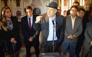 Gana Perú cuestiona informe de la Comisión Belaunde Lossio