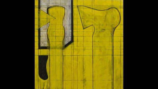Esta pieza de Ramiro Llona, valorada en ,000, es la más cara de la muestra.