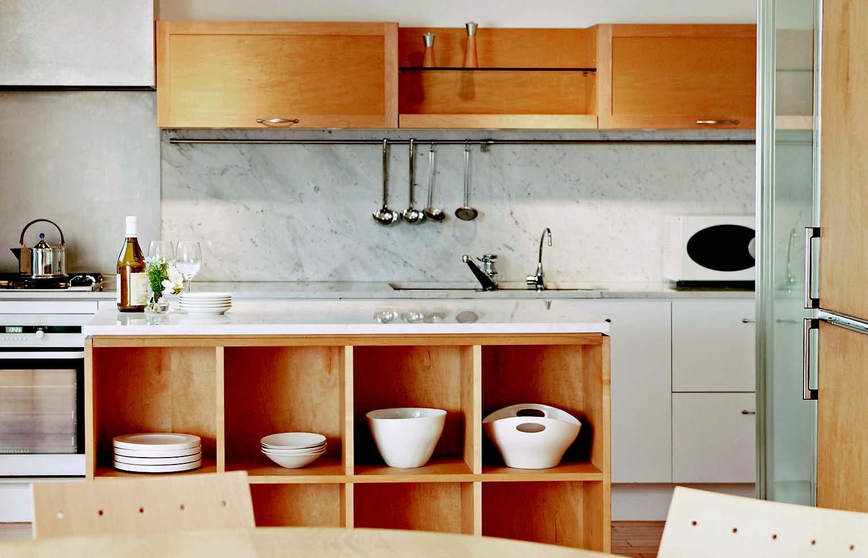 6 consejos para no desperdiciar ni un cent metro de la for Cucharones de cocina
