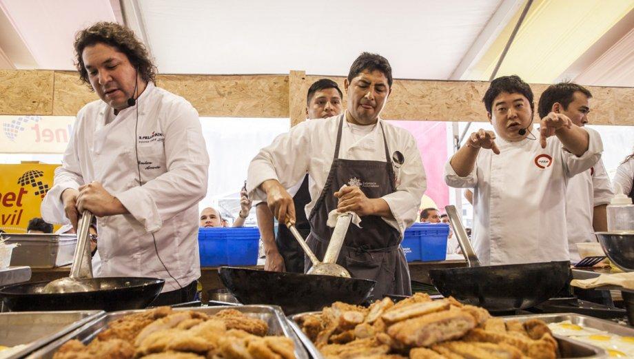 Mistura 2015: los chefs que pasaron por el Gran Mercado