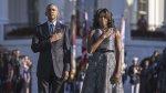 Obama encabezó minuto de silencio por las víctimas del 11-S - Noticias de joe daniels