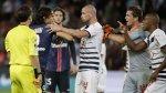 Cavani, protagonista de golazos y bronca en empate del PSG - Noticias de edinson cavani