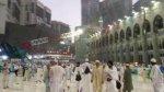 La Meca: grúa cayó sobre Mezquita Sagrada y mató a 107 [VIDEO] - Noticias de pilar luna