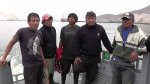 Chimbote: rescatan a pescadores perdidos hace cinco días - Noticias de casma
