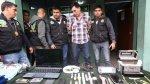 """Cayó líder de """"Los raqueteros elegantes"""" que robaba con BMW - Noticias de divincri san borja"""
