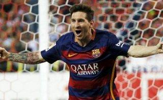 Barcelona ganó 2-1 al Atlético con gol de Lionel Messi [VIDEO]