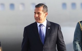 Ollanta Humala: Congreso autoriza su viaje a Cumbre de la ONU