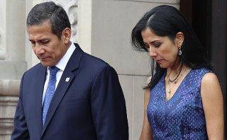 Humala y Nadine alcanzan su nivel de aprobación más bajo: 13%