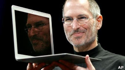 Steve Jobs no era un hombre de trato fácil, según los que lo conocieron. (Foto: AP)