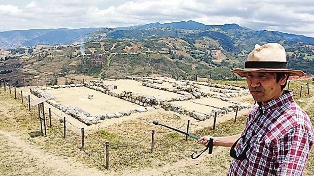 Cajamarca: Hallan ofrendas de oro en tumba de cultura Pacopampa