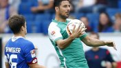 Claudio Pizarro: fotos de su debut con triunfo en Werder Bremen
