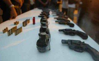 Humala reúne a ministros por granadas