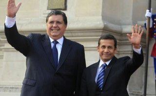 Humala, Nadine y García lideran encuesta de poder en el Perú