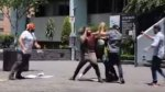 Presentadores de televisión se agarraron a golpes en México - Noticias de facundo gomez
