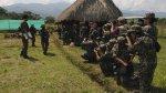 Vraem: periodistas fueron capacitados por las Fuerzas Armadas - Noticias de ejercicios militares