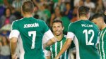 Betis de Juan Vargas ganó 1-0 a Real Sociedad por la Liga BBVA - Noticias de punta prieto