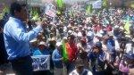 Tía María: acuerdan paro de 72 horas contra proyecto minero - Noticias de quellaveco